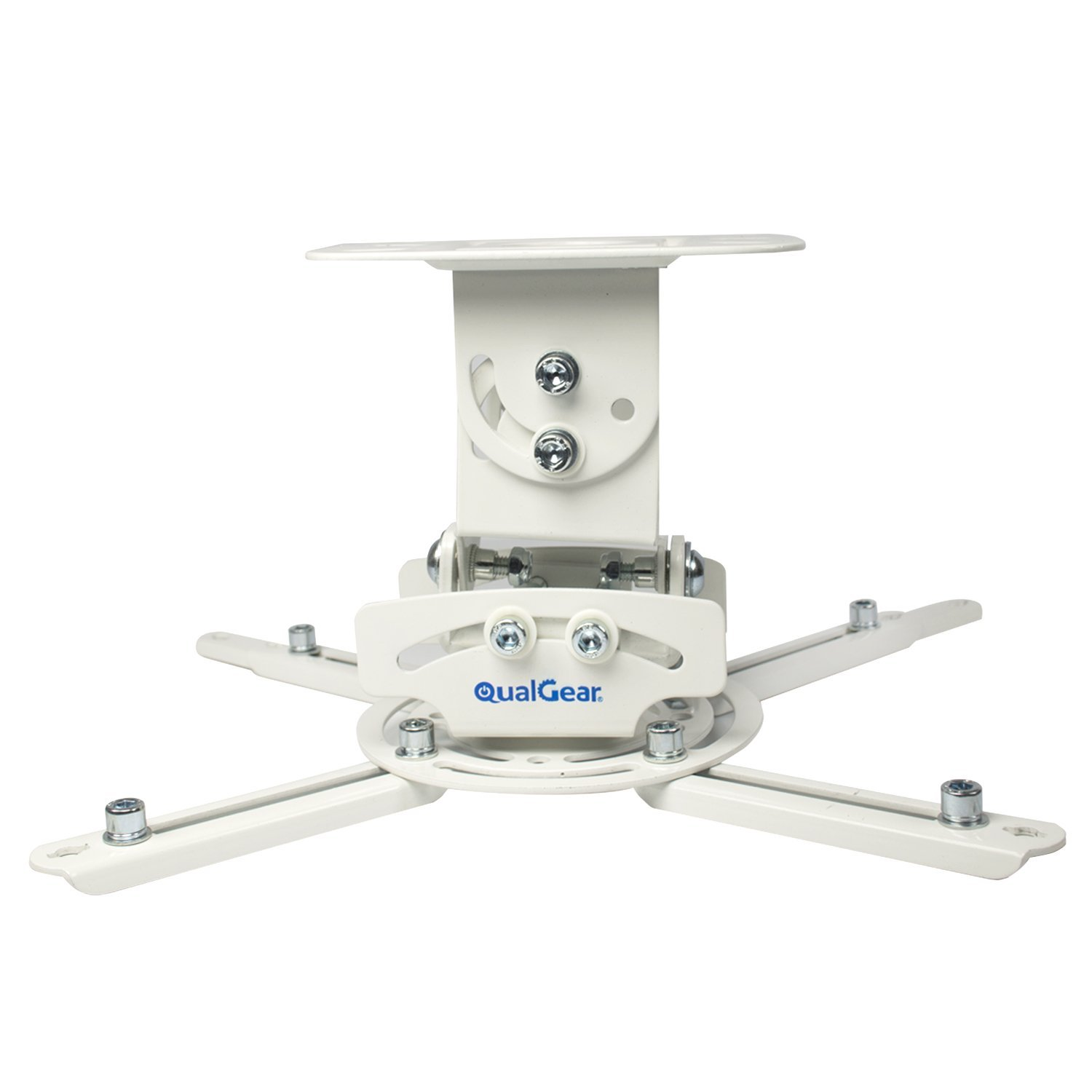 QualGear� PRB-717-WHT Universal Ceiling Mount Projector Accessory
