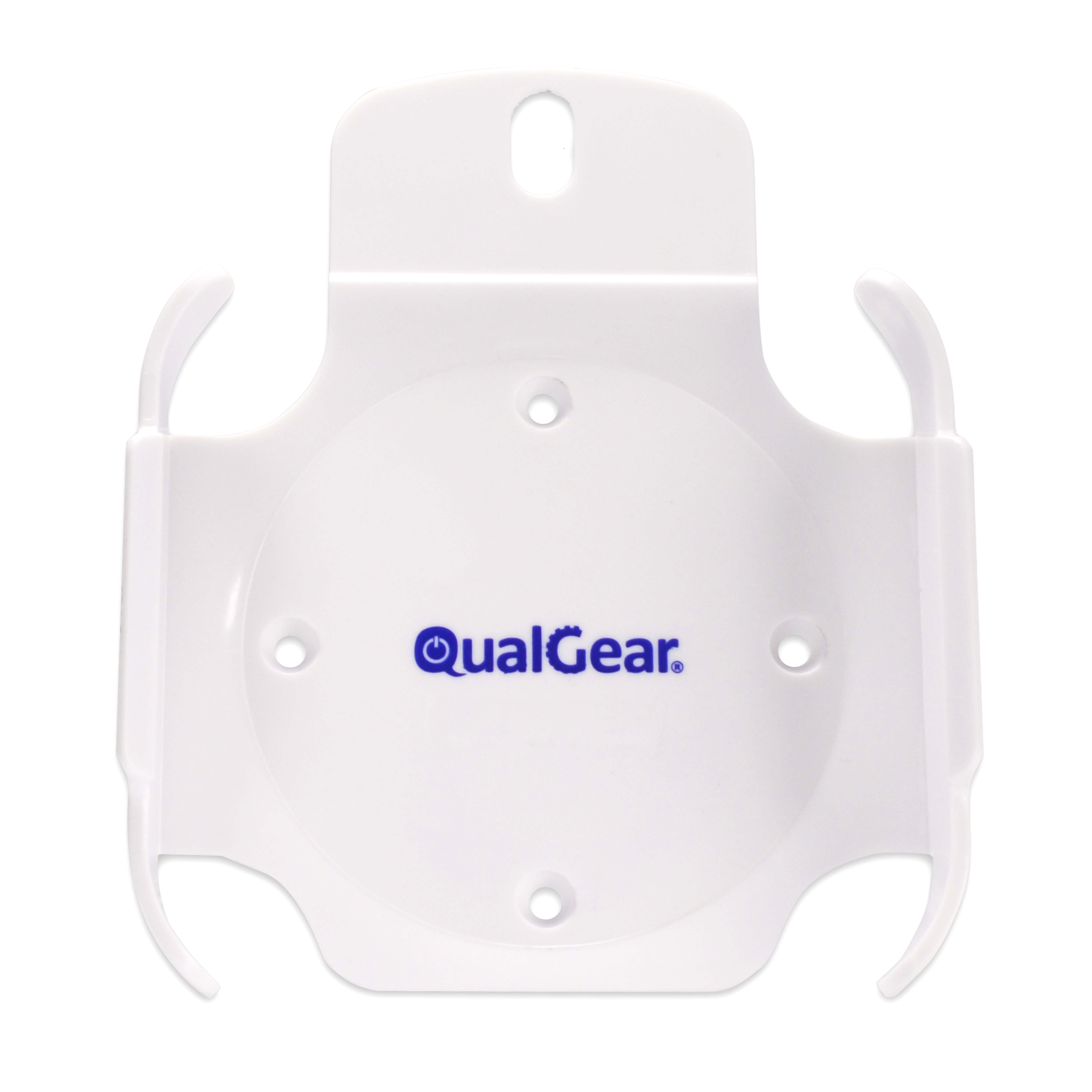 QualGear� QG-AM-017-W Mount for Apple TV/AirPort Express Base Station (For 2nd & 3rd Generation Apple TVs)