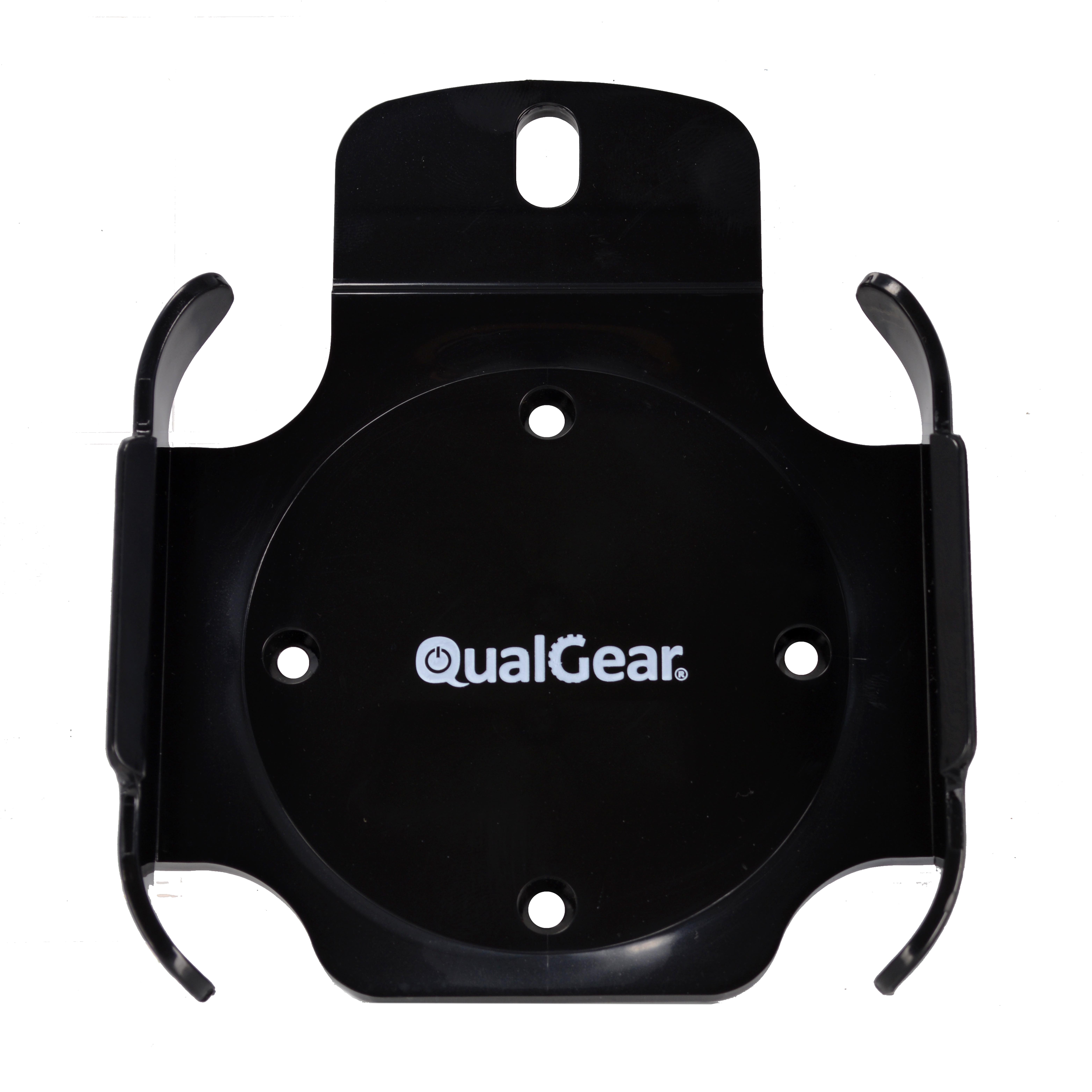 QualGear� QG-AM-017 Mount for Apple TV/AirPort Express Base Station (For 2nd & 3rd Generation Apple TVs)