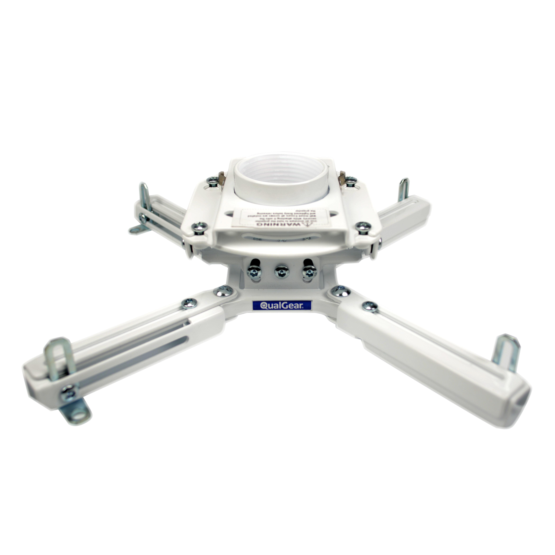 QualGear®  QG-PRO-PM-50-W Pro-AV Projector Mount for 1.5
