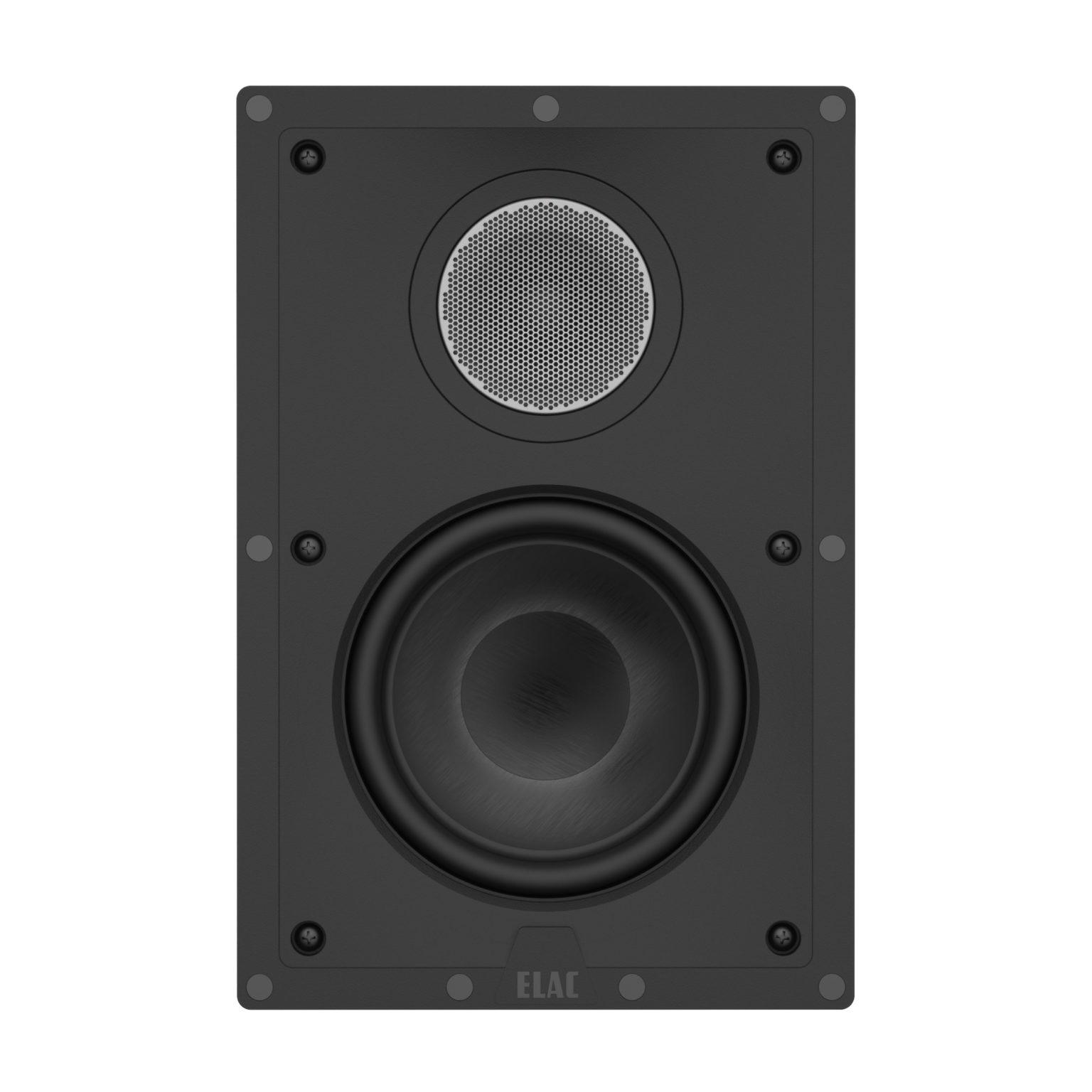 ELAC Vertex Series (IW-V62-W) 2 6.5″ In Wall Speaker, Each-$349*