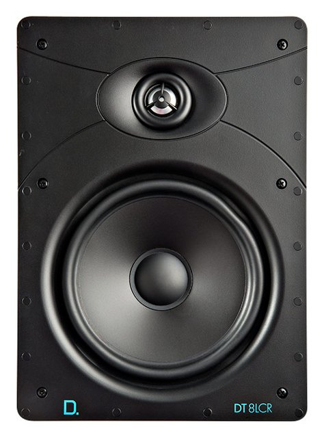 Definitive Technology - DT 8 LCR Series 8