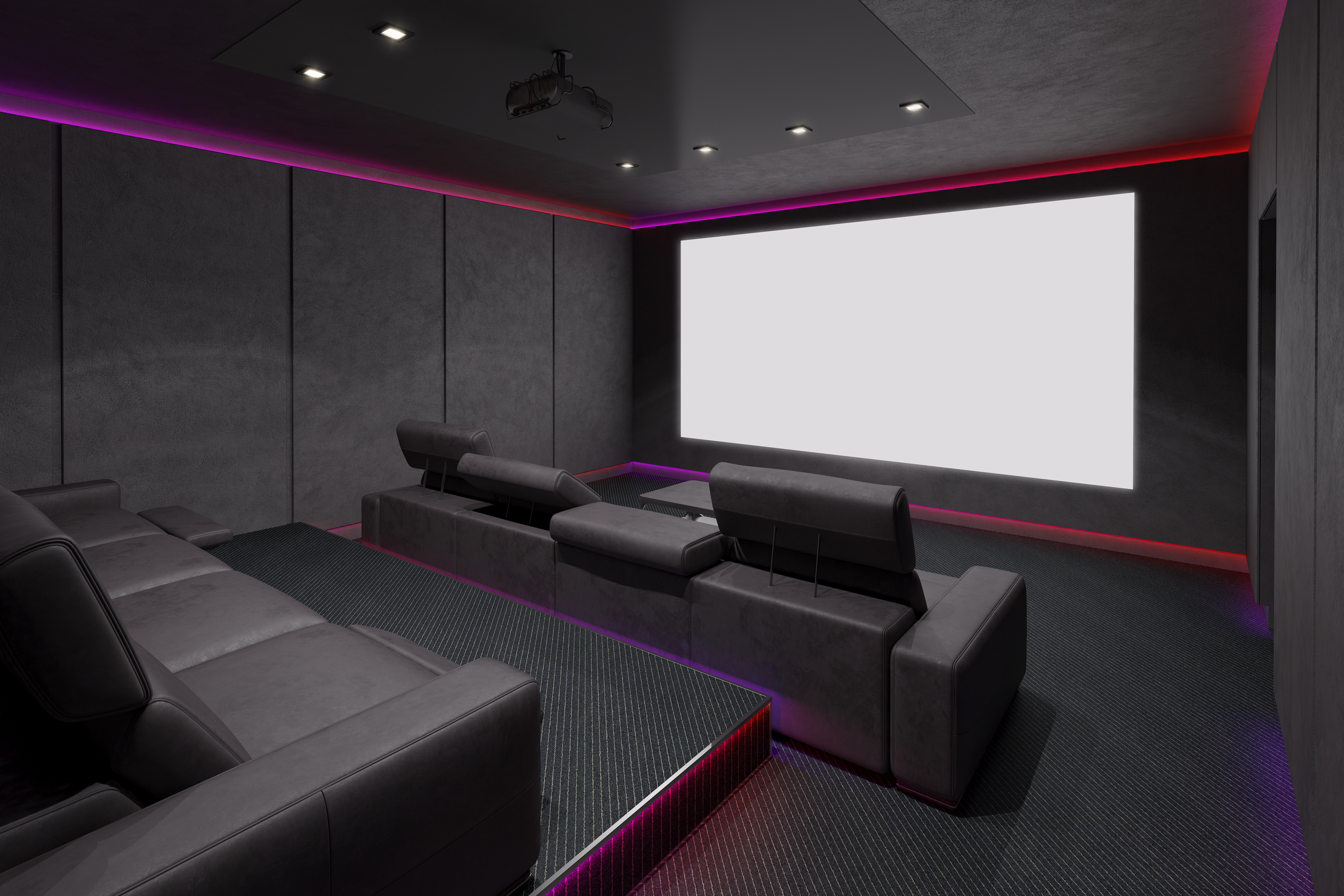 Home Theater Bundle Platinum Package $6,349.95*