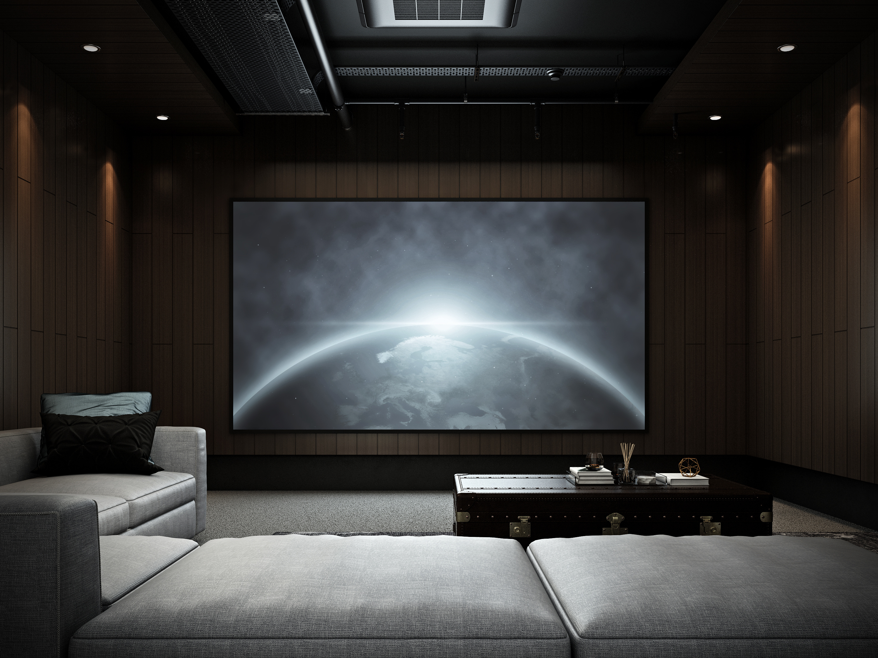 Home Theater Bundle Entry Package  $2,999.95*